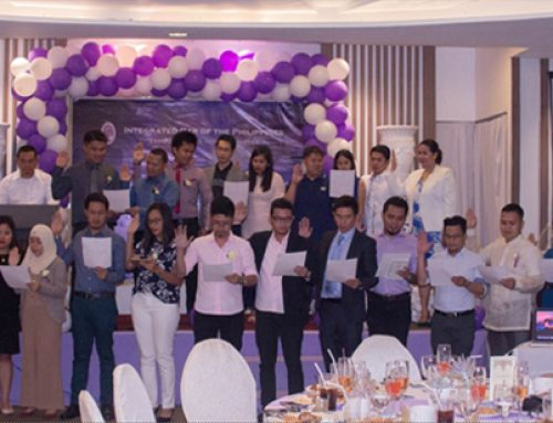 IBP ZN Chapter Inducts New Officers and 23 New Lawyers