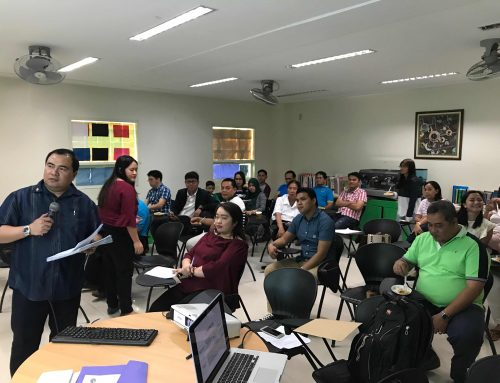 IBP-ZN Chapter conducts first PJAP survey