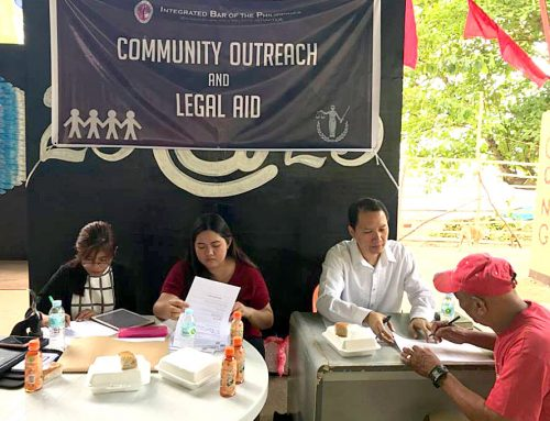 IBP-ZN joins community outreach in Jose Dalman